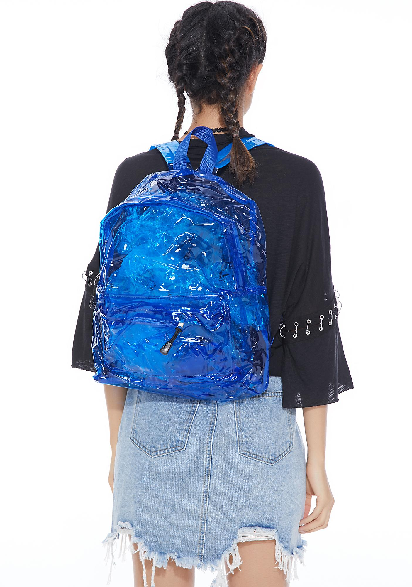 Clear As Day Backpack