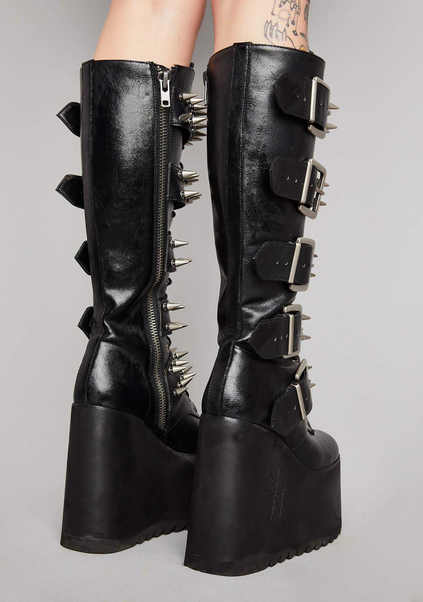 9eddbad17445c Appetite For Destruction Platform Boots