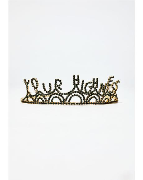 Royal Highness Tiara