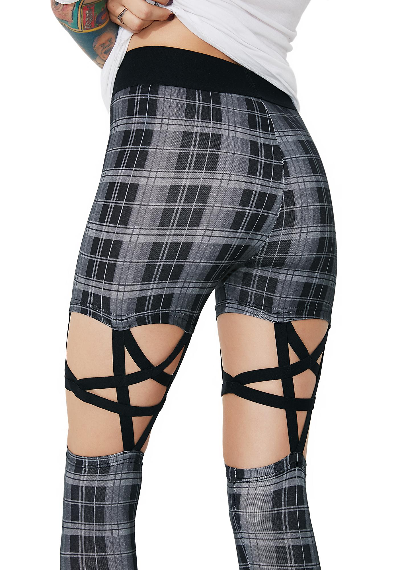 Killstar Nevermind Leggings