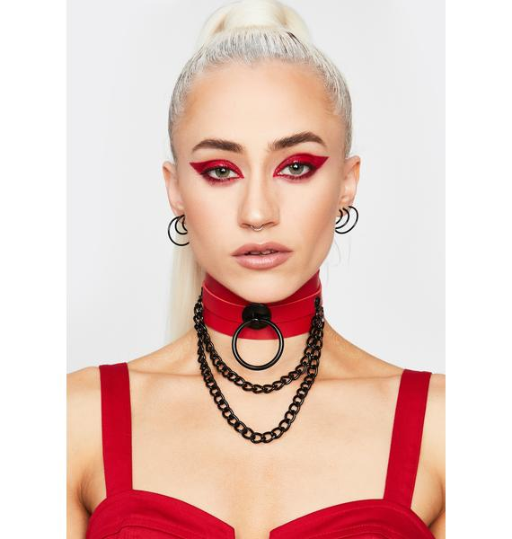 Flame Phantom Trap O-Ring Choker