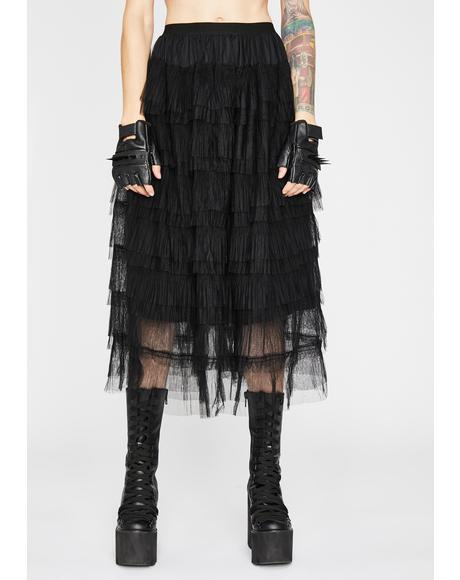 Maiden Mayhem Tulle Skirt