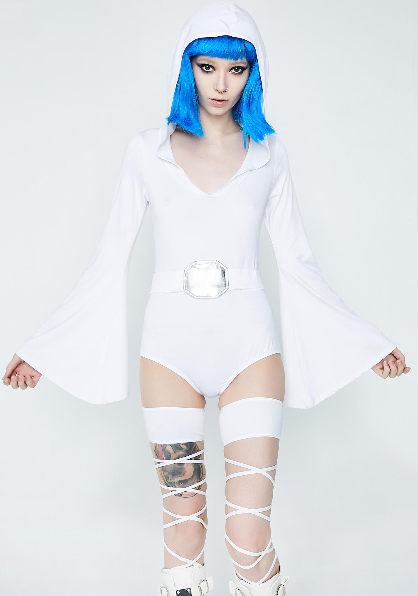 Queen Of The Galaxy Costume