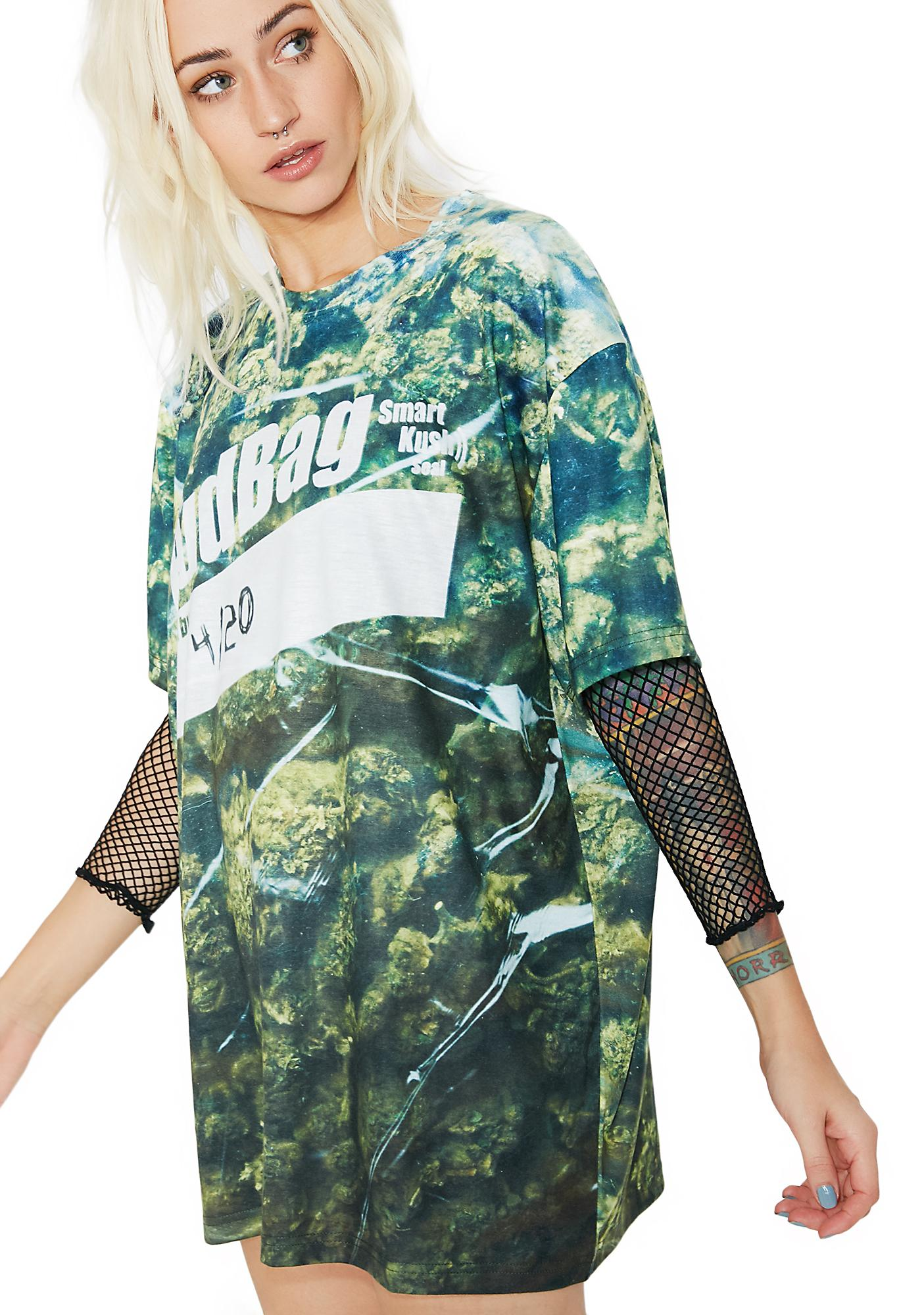 Bag Of Pot Tee