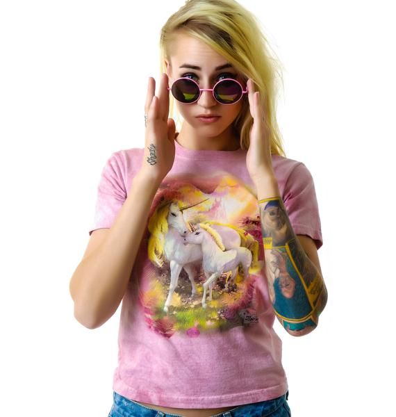 Baby Mama Unicorn Youth Tee