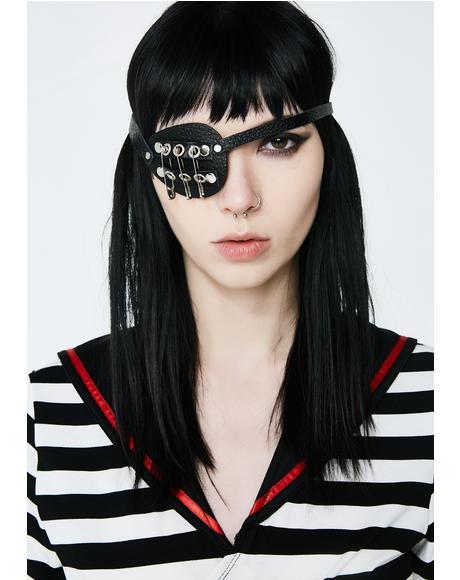 Salty Sailor Eye Patch