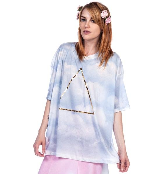 Wildfox Couture Triangle Cobain Tee
