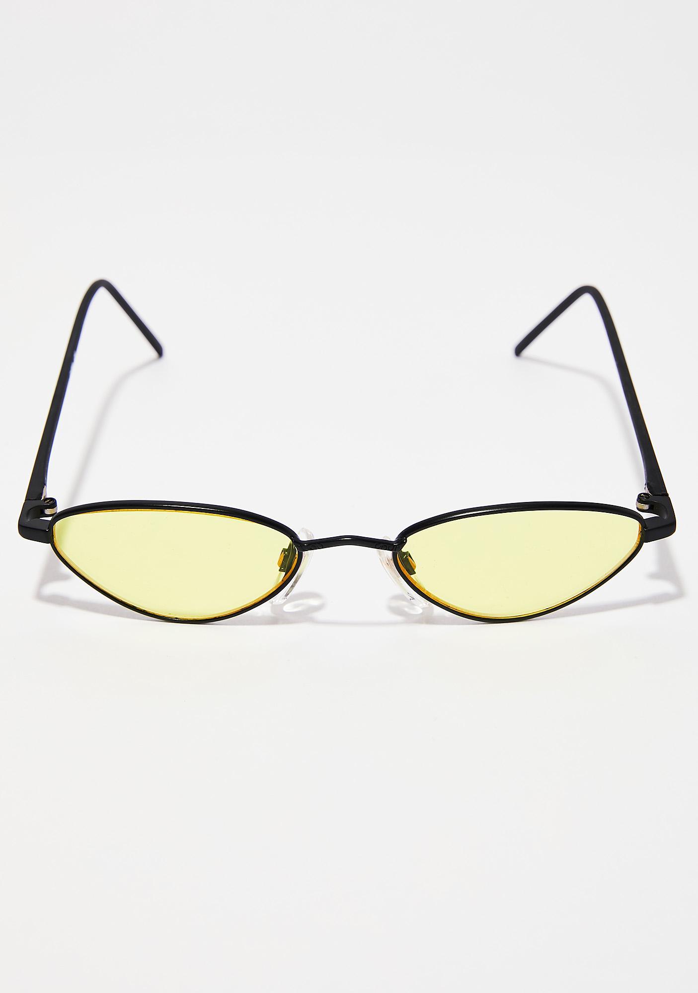 Truly Radiant Cat Eye Sunglasses
