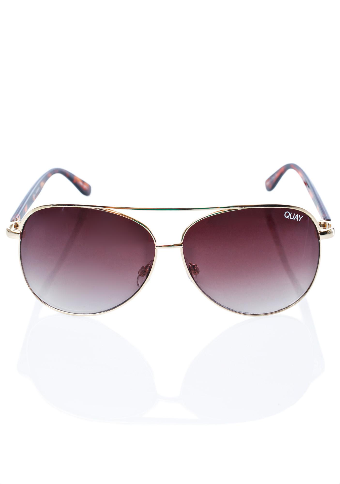 Quay Eyeware Macaw Sunglasses