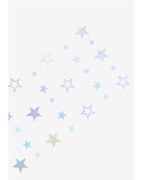 Holographic Star Sparkles