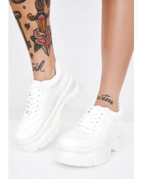 Insta Pop Platform Sneakers