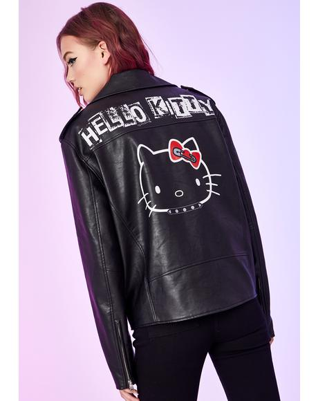 Rebel Grl Moto Jacket