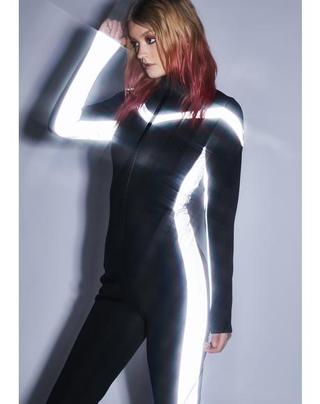 Ultrasonic Apex Reflective Catsuit