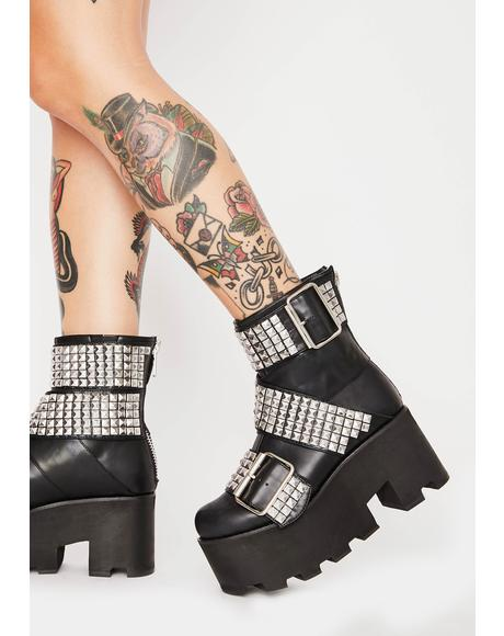 Siouxsie Ankle Boots