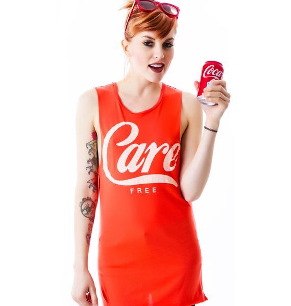 Zoe Karssen Care Free Sleeveless Tee