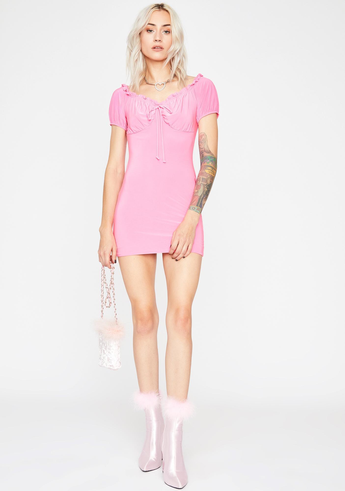 Bratty Lifestyle Mini Dress