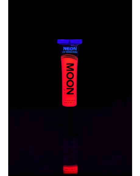 Intense Red UV Mascara