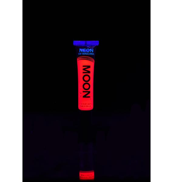 Moon Creations Intense Red UV Mascara