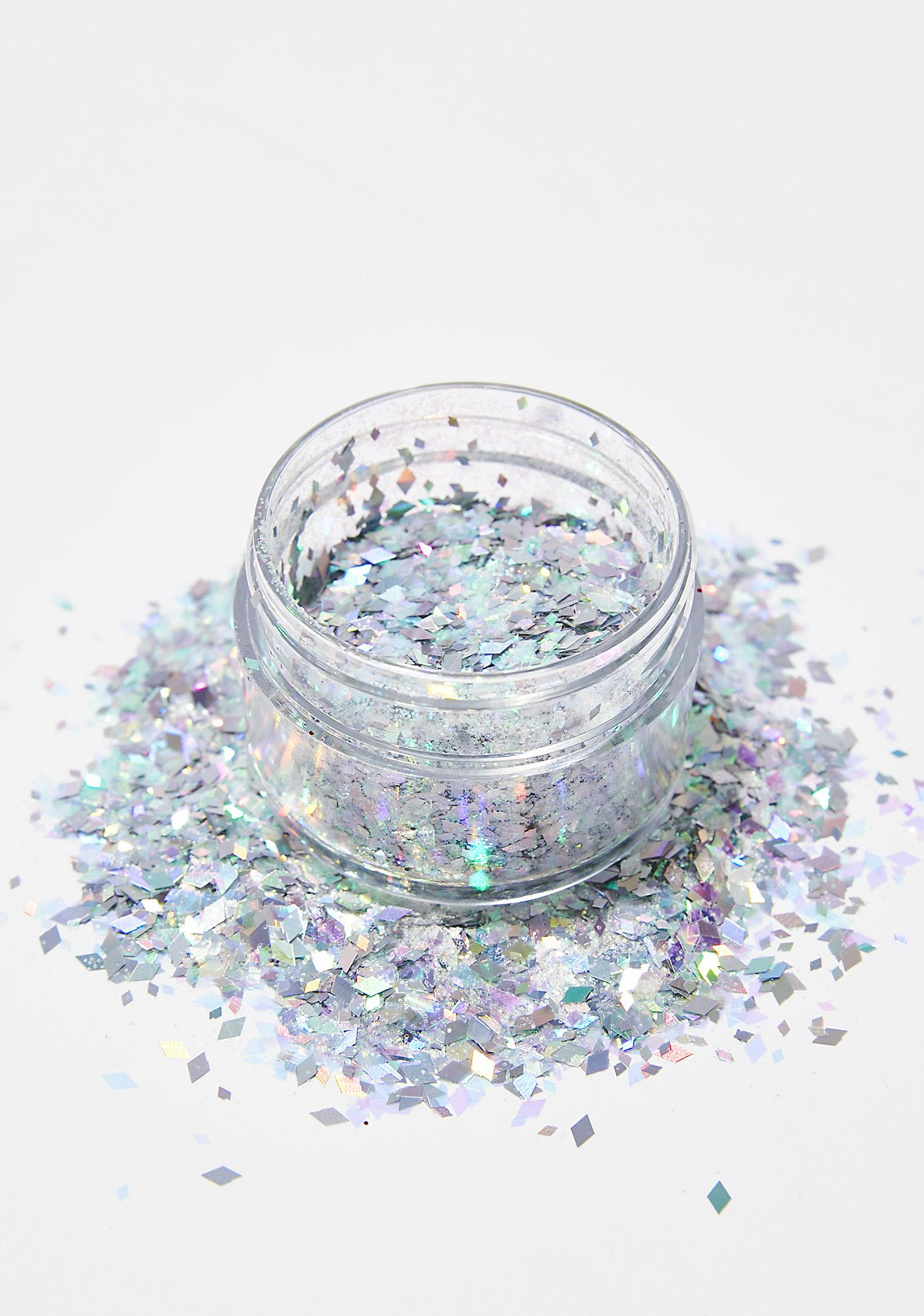 The Gypsy Shrine Ice Queen Face Glitter