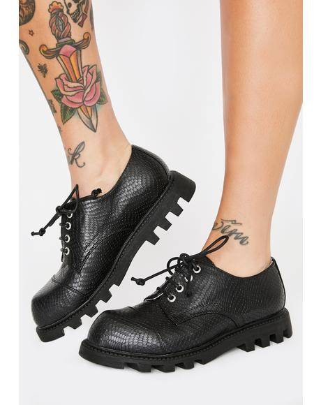 Thick Slice Oxfords