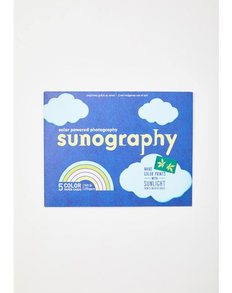 Sunography Color Cards Kit