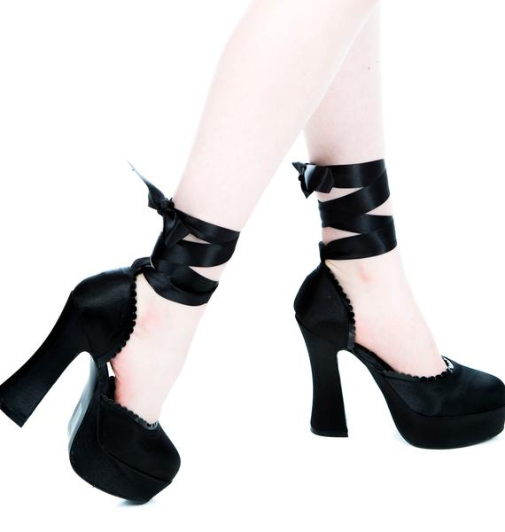 Pleaser USA Dolly Platform Pump