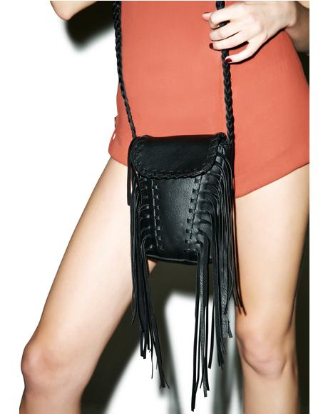 Fringe Dreams Crossbody Bag