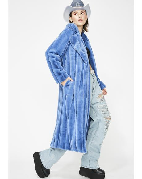 Money Mami Longline Coat