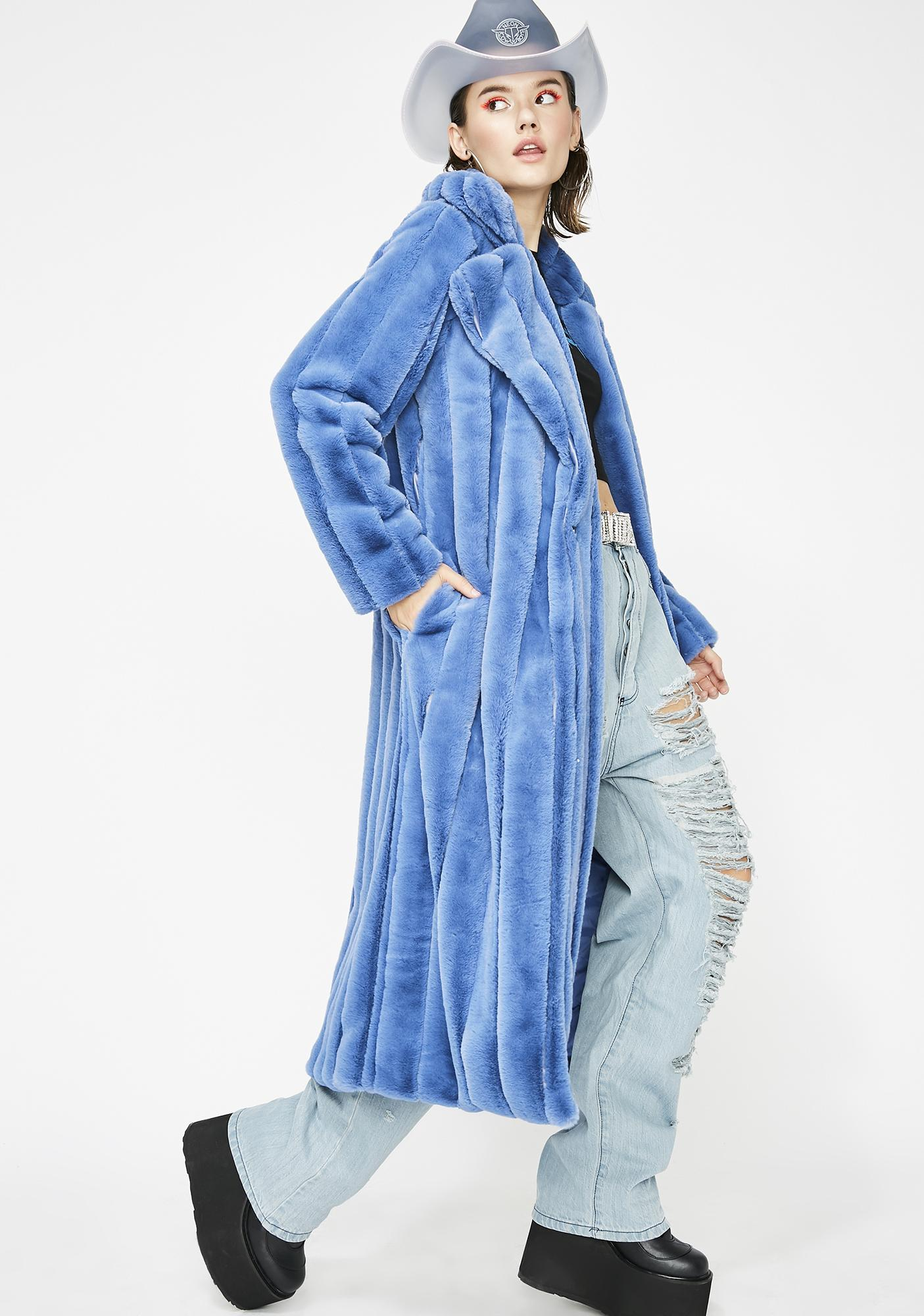 Money Mami Longline Coat