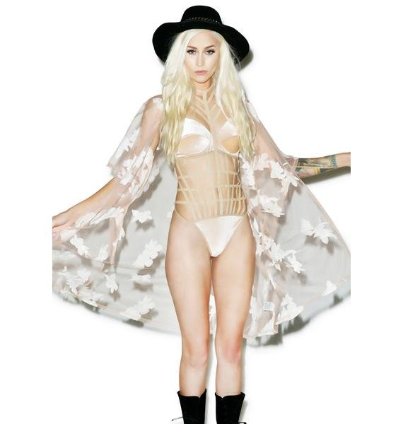 Spears Caged Bodysuit