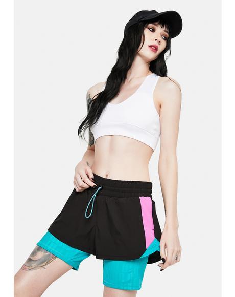 Train Fm Xtreme Shorts