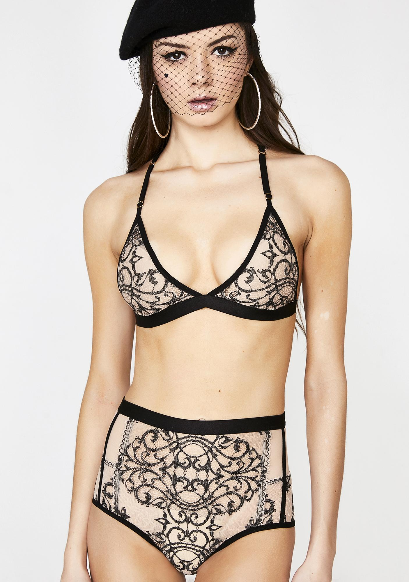Dipped In Luxury Lingerie Set