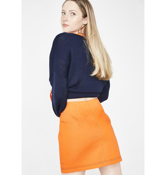 The Ragged Priest Latch Skirt