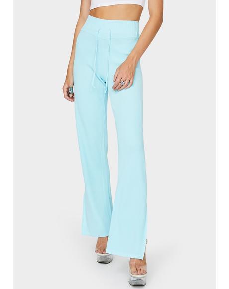 Sky Coya Knit Pants