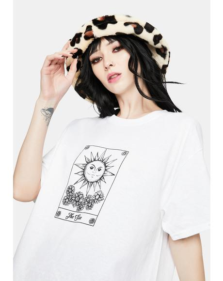Sun Tarot Graphic Tee