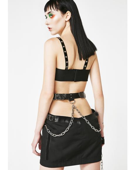 Fetish Workwear Skirt