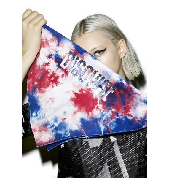MeYouVersusLife X Disguise Freedom Bandanna