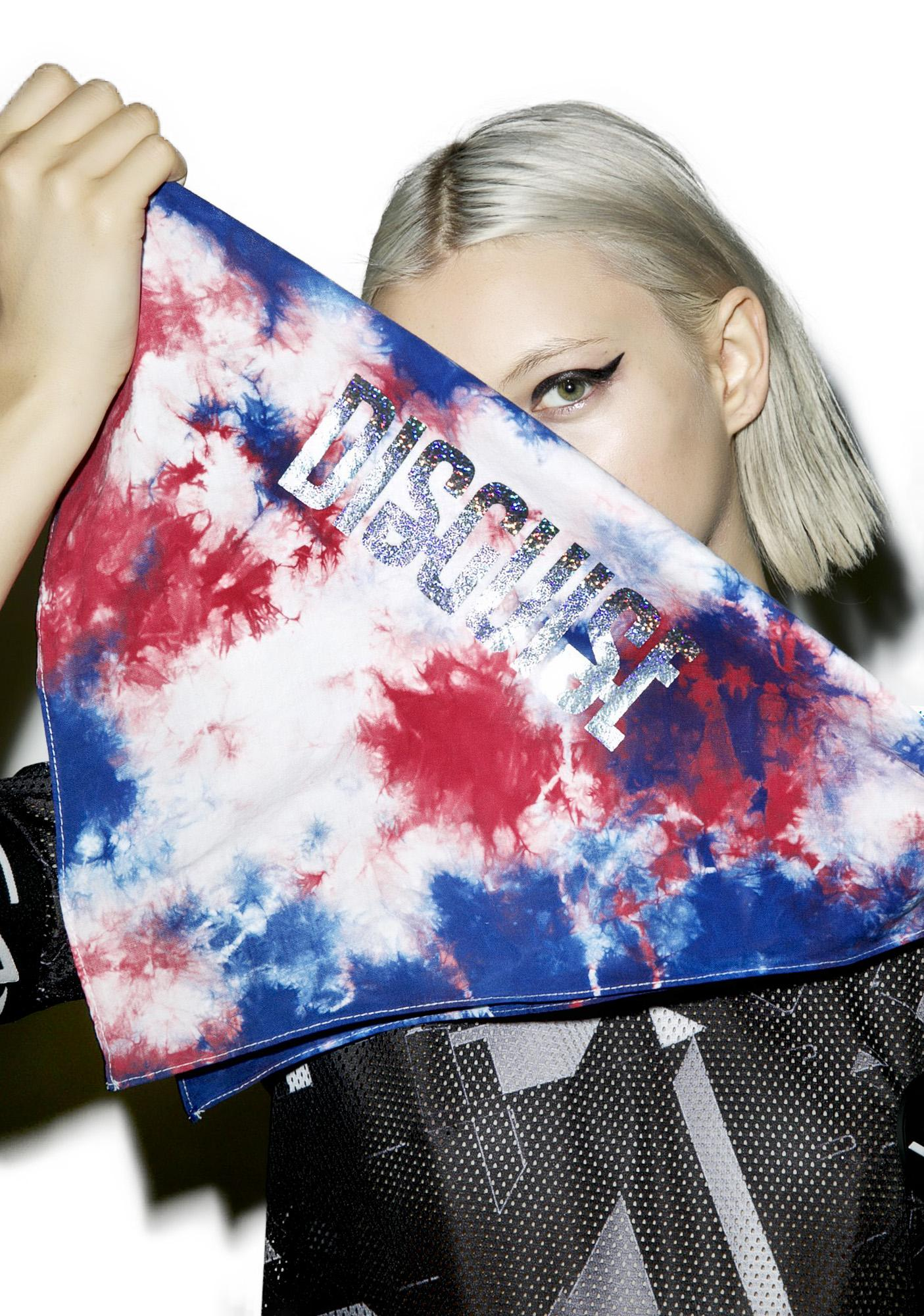 MeYouVersusLife X Disguise Freedom Bandanna
