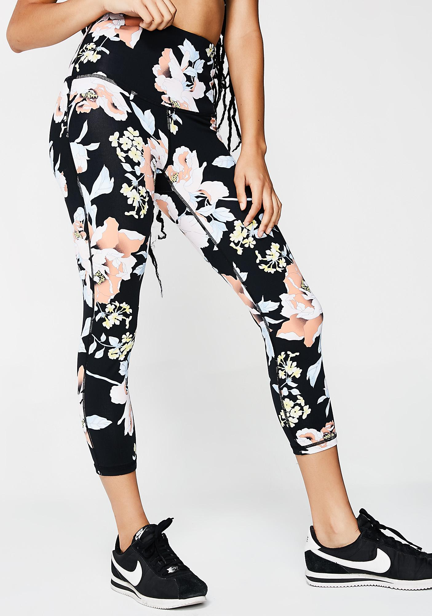Tea Party Leggings