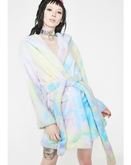 Pixie Moonshine Tie Dye Robe