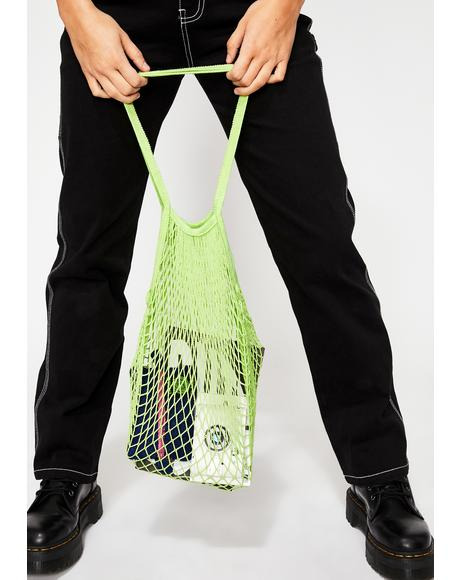 Slime Hit The Beach Net Bag