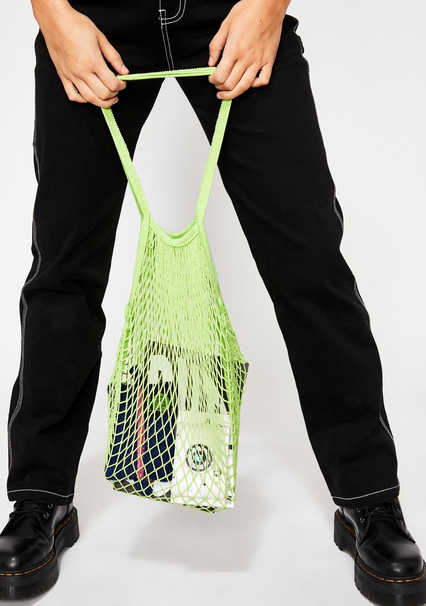 Slime Hit The Beach Net Bag