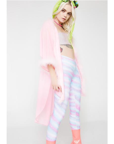 Light Pink Fabulous Kimono
