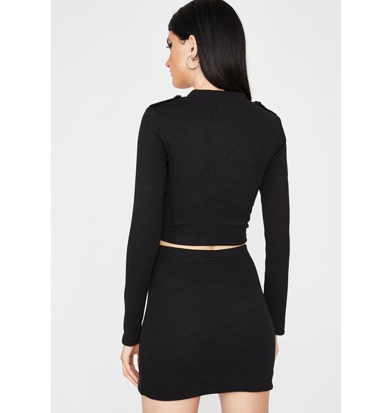 Book Smartz Skirt Set