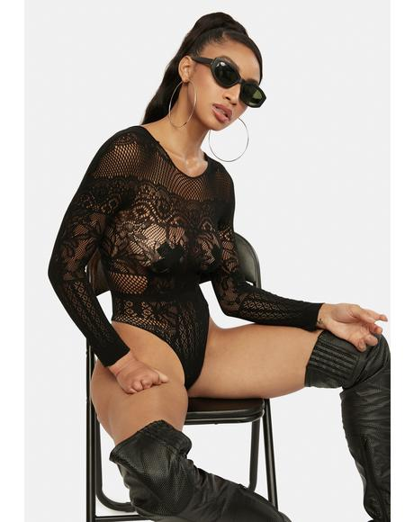As We Know It Lace Bodysuit