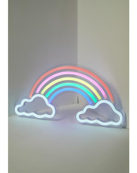 Rainbow Neon Led Light