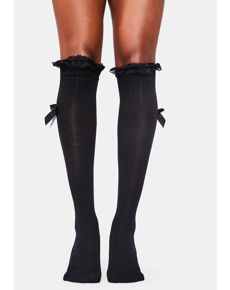 No Stress Knee High Socks