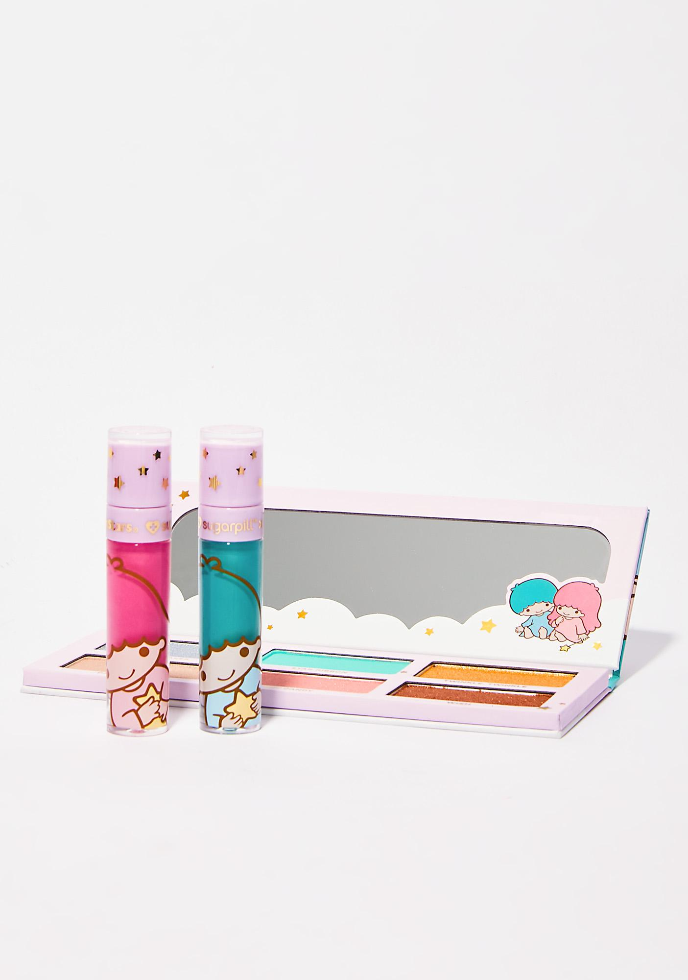 Sugarpill Little Twin Stars Liquid Lip Color Duo