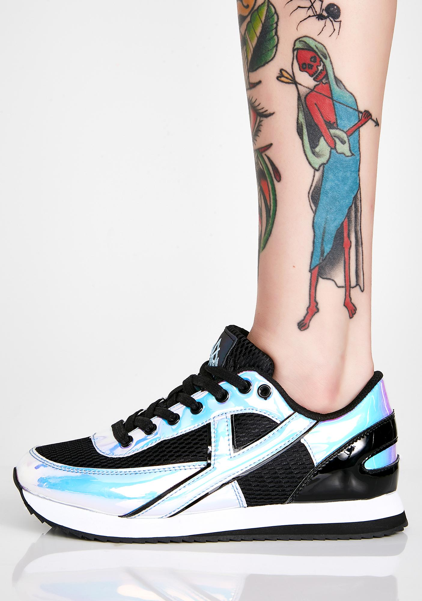 Y.R.U. Flash Atlantis Sneakers