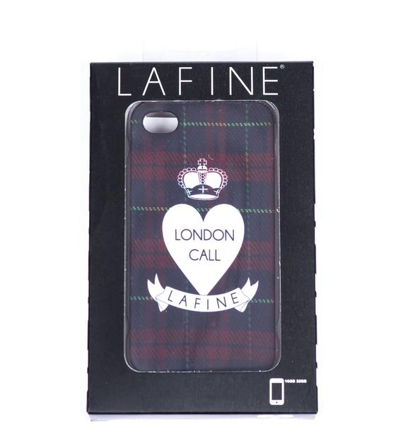 Lafine London Call iPhone Case